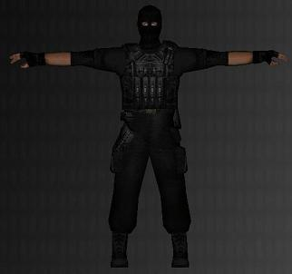 Black terror cs 1.6